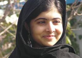 Malala becomes youngest-ever UN Messenger of Peace