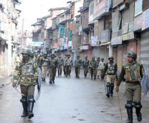 Rain of gallantry medals for forces involved in Kashmir operations