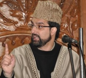 Indian Civil Society observing criminal silence over Kashmir bloodshed, says Mirwaiz