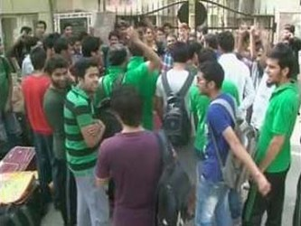 Kashmiri students forcibly evacuated in Chandigarh