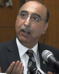 Abdul Basit to be appointed as Pakistan Foreign Secretary