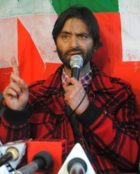 Allow election boycott campaign, if you believe in democracy: Yasin Malik