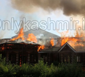 Day 73: Girl dies , Heritage school building gutted in fire, Police foil freedom rallies