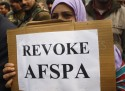 Time not appropriate for withdrawal of AFSPA: Home Ministry