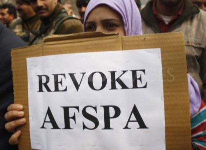 Government of India to 'moderate' AFSPA in Kashmir