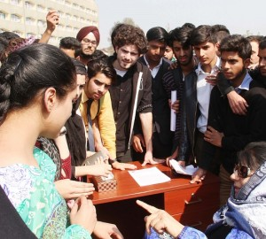 Exams to be held as per schedule: Mehbooba Mufti