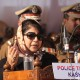 Mehbooba Mufti's exhortation at Police parade is response to Hizb Videos..?