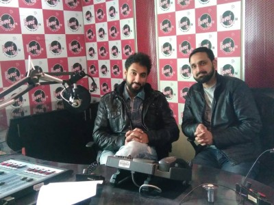 RJ Rahul Makin in conversation with Onlykashmir.in