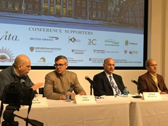 Trade, development can't replace solution to Kashmir Issue, Omar Abdullah at Harvard University