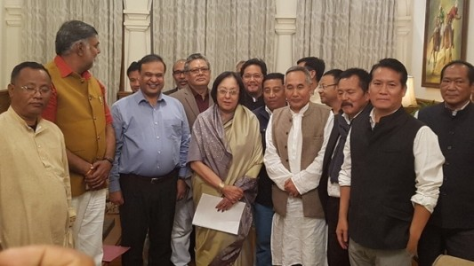 Power Thirst: 18 Congress MLAs in Manipur likely to join BJP