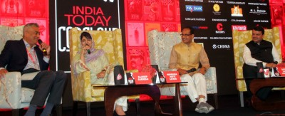 Sensitivity of Kashmir need to be respected, Mehbooba at India Today Conclave