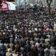 Thousands amid sobs and tears Tral militant's funeral