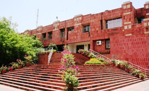 JNU wins the visitor's awards for the Best University 2017