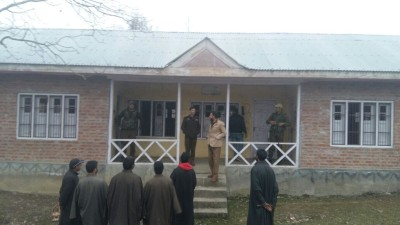Tale of Kashmir's Ghostly Schools