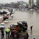Heavy rains triggers flood-like situation in Kashmir