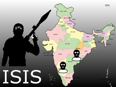 India: 3 ISIS suspects arrested by 6 state polices