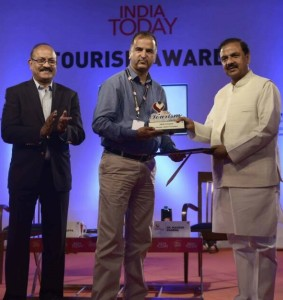 Gulmarg adjudged best Mountain destination in India