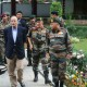 Defense Minister and Army Chief in Kashmir to review Security