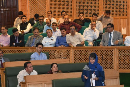Dialogue only way to move ahead: Mehbooba Mufti