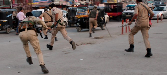 Grenade blast claims life in Kashmir capital Srinagar