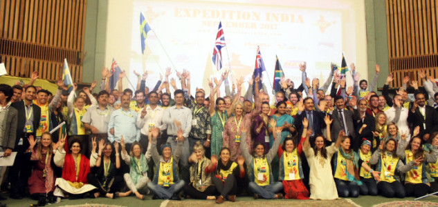 Kashmir hosts 1st ever international adventure race
