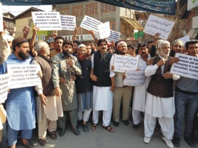 JRL staged a Protest against Braid Chopping