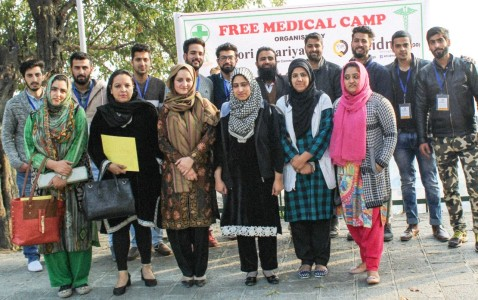 Amori Khariya and Khidma jointly organized Medical camp for needy
