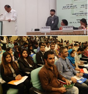 Naidu, Irani lauded JK media students at PCI's golden jubilee event