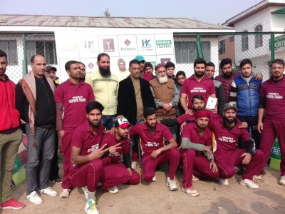 Two matches of Shaheed-e-Milat T20 Cricket Tournament played on Sunday