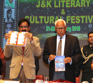 Three-day J&K Literary and Cultural Festival beings in Jammu