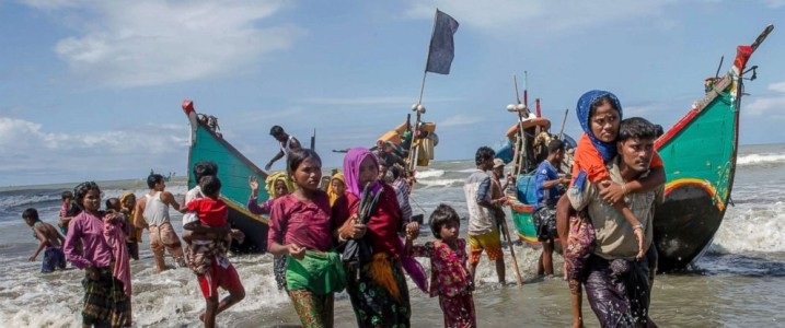 1000 Refugees to be sent back to Burma from Bangladesh
