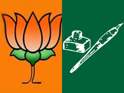 BJP top leadership fears breaking of alliance with PDP