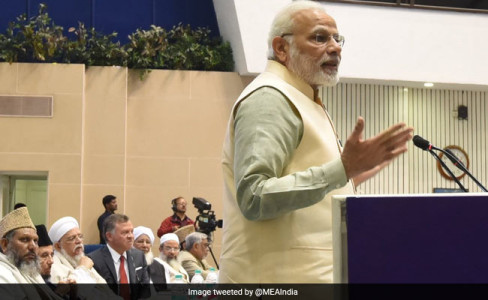 Every Religion Promotes Human Values: PM Modi